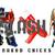 Logo for backslash 2006