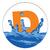 Logo for Demosplash 2021