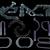 Logo for Inércia Demoparty 2008