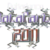 Logo for Dekadence Dataparty 2011