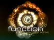 Logo for Function 2007
