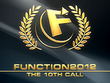 Logo for Function 2012
