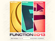 Logo for Function 2013