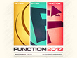 Logo for Function 2013