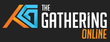 Logo for The Gathering 2021 Online