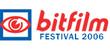 Logo for Bitfilm Festival 2006