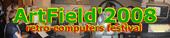 Logo for ArtField 2008