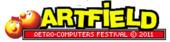Logo for Artfield 2011