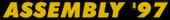Logo for Assembly 1997