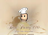 Logo for bcnparty'110