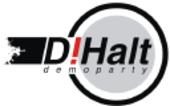 Logo for DiHalt 2007