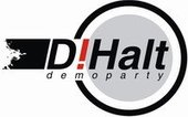 Logo for DiHalt 2008