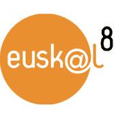 Logo for Euskal 8