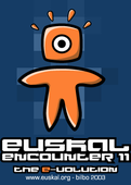 Logo for Euskal Encounter 11