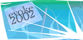 Logo for Evoke 2002
