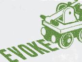 Logo for Evoke 2006