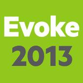 Logo for Evoke 2013