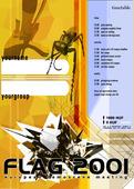Logo for FLaG 2001