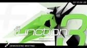 Logo for Function 2003