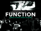 Logo for Function 2014