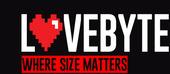 Logo for Lovebyte 2021