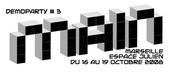 Logo for MAIN 03