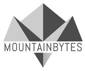 Logo for MountainBytes 2021