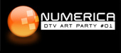 Logo for NUMERICA 2007