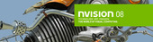 Logo for NVISION 2008