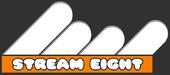 Logo for Stream 8