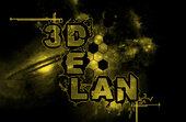 Logo for 3DELan 2011