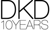Logo for Dekadence 10 years party
