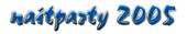 Logo for Naitparty 2005