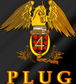 Logo for Plug Party 4